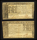 Colonial Notes:Maryland, Maryland April 10, 1774 $4 & $6 Notes. Fine and Very Fine.. ...(Total: 2 notes)