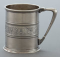 Silver Holloware, American:Cups, A BIGELOW, KENNARD & CO SILVER MUG . Bigelow, Kennard &Co., Boston, Massachusetts, circa 1880. Marks: BIGELOW, KENNARD& ...