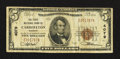 National Bank Notes:Missouri, Carrollton, MO - $5 1929 Ty. 1 The First NB Ch. # 4079. ...