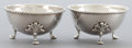 Silver & Vertu:Hollowware, A PAIR OF EOFF & SHEPPARD SILVER OPEN SALTS . Eoff & Shepard, New York, New York, circa 1860. Marks: E&S, N. YORK, 950 ... (Total: 2 Items)