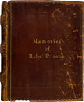 Books:Biography & Memoir, [P. O. W. Journal]. W. B. Galucia's Journal Memories of RebelPrisons....