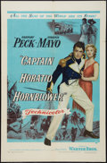 "Movie Posters:Adventure, Captain Horatio Hornblower (Warner Brothers, 1951). One Sheet (27""X 41""). Adventure.. ..."