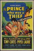 "Movie Posters:Adventure, The Prince Who Was a Thief (Universal International, 1951). OneSheet (27"" X 41""). Adventure.. ..."