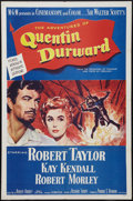 "Movie Posters:Adventure, Quentin Durward (MGM, 1955). One Sheet (27"" X 41""). Adventure.. ..."