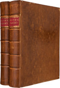 Books:Philosophy, Adam Smith. An Inquiry into the Nature and Causes of the Wealth of Nations. London: Printed for W. Strahan; and T. C... (Total: 2 Items)