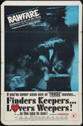 """Movie Posters:Sexploitation, Finders Keepers, Lovers Weepers (Eve Productions, 1968). One Sheet(27"""" X 41""""). Sexploitation.. ..."""