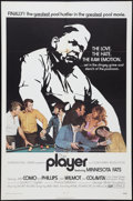 "Movie Posters:Sports, The Player (International Cinema Corp., 1971). One Sheet (27"" X 41""). Sports.. ..."