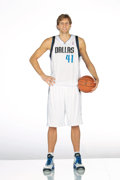 Basketball Collectibles:Others, MEET DALLAS MAVERICK DIRK NOWITZKI AND HUNGER FIGHT CHILDHOODHUNGER . ...