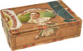 """Baseball Collectibles:Others, 1920's Jack Norworth Cigar Box--Lyricist of """"Take Me Out to the Ball Game.""""..."""