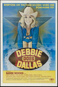 "Movie Posters:Adult, Debbie Does Dallas (Numa, 1978). One Sheet (27"" X 41""). Adult. Starring Bambi Woods, Christie Ford, Robert Kerman, Robin Byr..."