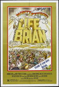 """Movie Posters:Comedy, Life of Brian (Orion, 1979). One Sheet (27"""" X 41""""). Comedy. Starring Monty Python: Graham Chapman, Terry Jones, Michael Pali..."""