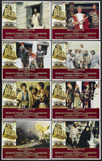 "Life of Brian (Orion, 1979). Lobby Card Set of 8 (11"" X 14""). Comedy. Starring Graham Chapman, John Cleese, Te..."