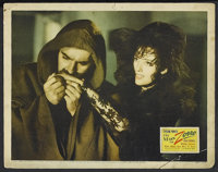 "The Mark of Zorro (20th Century Fox, 1940). Lobby Card (11"" X 14""). Action Adventure. Starring Tyrone Power, L..."