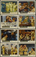 """Movie Posters:Comedy, No Time for Sergeants (Warner Brothers, 1958). Lobby Card Set of 8 (11"""" X 14""""). Comedy. Starring Andy Griffith, Myron McCorm... (Total: 8 Item)"""