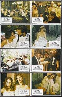 "Pretty Baby (Paramount, 1978). Lobby Card Set of 8 (11"" X 14""). Drama. Starring Brooke Shields, Keith Carradin..."