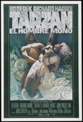 "Movie Posters:Adventure, Tarzan the Ape Man (MGM, 1981). Spanish Language One Sheet (27"" X41""). Adventure. Starring Bo Derek, Richard Harris, John P..."