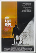 "Movie Posters:Action, To Live and Die in L.A. (MGM/UA, 1985). One Sheet (27"" X 41"").Crime. Starring William Petersen, Willem Dafoe, John Pankow, ..."