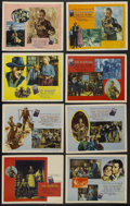 "Movie Posters:Drama, The Yearling (MGM, 1946). Lobby Card Set of 8 (11"" X 14""). Drama. Starring Gregory Peck, Jane Wyman, Claude Jarman, Jr., Chi... (Total: 8 Item)"
