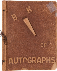 """A Scrapbook Related to """"Gone with the Wind,"""" 1939"""
