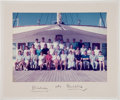 Photography:Signed, Charles and Diana, the Prince and Princess of Wales, Photograph Signed....