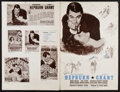 "Movie Posters:Comedy, Holiday (Columbia, 1938). Cut Pressbook (34 Pages, 12"" X 18.5"").Comedy.. ..."