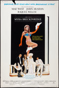 """Movie Posters:Comedy, Myra Breckinridge (20th Century Fox, 1970). Poster (40"""" X 60"""") X Rated Style. Comedy.. ..."""