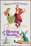 "Movie Posters:Animated, Sleeping Beauty (Buena Vista, R-1970). Poster (40"" X 60"").Animated.. ..."
