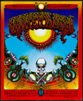 """Movie Posters:Rock and Roll, The Grateful Dead (Alcock & Dicks Trading Co., 1976). EuropeanLimited Edition Concert Poster (22"""" X 26.5""""). Rock and Roll...."""