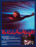 "Movie Posters:Rock and Roll, The Kids Are Alright (New World, 1979). College Poster (17"" X 22"").Rock and Roll.. ..."