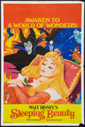 "Movie Posters:Animated, Sleeping Beauty (Walt Disney, R-1970s). British Double Crown (20"" X30""). Animated.. ..."
