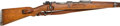 Long Guns:Bolt Action, Fabrique Nationale Manufactured Israeli Mauser Model K98k BoltAction Carbine Using an Early Receiver With Ethiopian Crest....