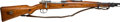 Long Guns:Bolt Action, Brazilian Mauser Model 1908/34 Bolt Action Military Rifle....