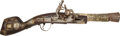 Antiques:Antiquities, Miquelet Trade Blunderbuss Pistol....