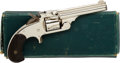 Handguns:Single Action Revolver, Boxed Smith & Wesson Model No. 1 1/2 Single Action Pocket Revolver... (Total: 2 )