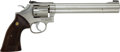 Handguns:Single Action Revolver, Smith & Wesson Model 617 Double-Action Revolver....