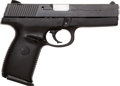 Handguns:Semiautomatic Pistol, Smith & Wesson Model SW9F Semi-Automatic Pistol....