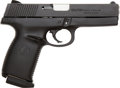 Handguns:Semiautomatic Pistol, Boxed Smith & Wesson Model SW40F Semi-Automatic Pistol....