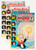 Bronze Age (1970-1979):Cartoon Character, Richie Rich Money World #1-59 File Copy Group (Harvey, 1972-82)Condition: Average NM-....