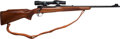 Long Guns:Bolt Action, Winchester Model 70 Featherweight Bolt Action Rifle and Bushnell Scope Chief 2.5X Scope....
