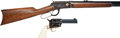 Long Guns:Lever Action, Cased Limited Edition NRA Charles Daly 1873 Single Action Revolver and 1892 Takedown Lever Action Rifle.... (Total: 2 Items)
