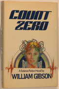 Books:Science Fiction & Fantasy, William Gibson. Count Zero. New York: Arbor House, 1986. First edition. Octavo. 278 pages. Publisher's cloth and...