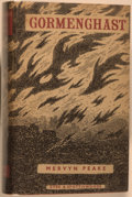 Books:Science Fiction & Fantasy, Mervyn Peake. Gormenghast. London: Eyre & Spottiswoode,1950. First edition. Octavo. 454 pages. Publisher's clot...