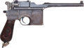 Handguns:Semiautomatic Pistol, Mauser Model 96 Military Contract Semi-Automatic Pistol.. ...