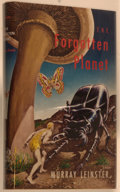 Books:Science Fiction & Fantasy, [Jerry Weist]. Murray Leinster. The Forgotten Planet. New York: Gnome Press Inc., 1954. First edition. Octavo. 1...