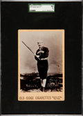 """Baseball Cards:Singles (Pre-1930), 1888 N173 Old Judge Cabinet Mike """"King"""" Kelly SGC 60 EX 5...."""
