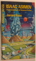 Books:Science Fiction & Fantasy, [Jerry Weist]. James Gunn. SIGNED. Isaac Asimov. The Foundations of Science Fiction. New York and Oxford: Oxford...