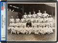 Baseball Collectibles:Photos, 1922 New York Giants News Photograph....