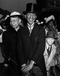 Photographs, WEEGEE (American, 1899-1968). Easter Sunday, Harlem, circa 1940. Gelatin silver, printed later. 13 x 10-1/2 inches (33.1...