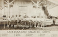Baseball Collectibles:Photos, 1870 Chicago White Stockings Team Photograph....