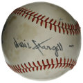 Autographs:Baseballs, Willie Stargell Single Signed Baseball. On the provided OfficialAll-Star Game baseball from 1980 we offer a dandy signatur...